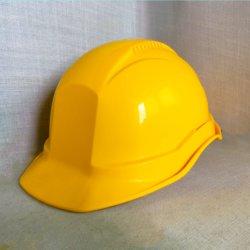Proteção da cabeça de PE/ABS Capacetes de segurança de trabalho com CE/Ukca/ANSI Certificados