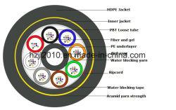 Горячая продажа FRP High-Strength из арамидного пряжи оптоволоконный кабель