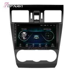 Android 9 дюйма аудиосистема для Subaru Форестера 2013-2019автоматической навигации GPS мультимедийный проигрыватель Autoradio блок головки блока цилиндров