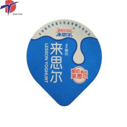 China de la Copa de yogur personalizado con las tapas de Aluminio