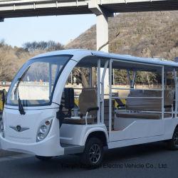 Qualitäts-langsamer 2 4 6 8 Leute-batteriebetriebener klassischer Doppelventilkegel-beiliegendes elektrisches besichtigenauto mit Cer SGS-Bescheinigung