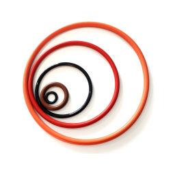 Maken de RubberDelen van het silicone de Verbinding van de O-ring van de Verbinding waterdicht