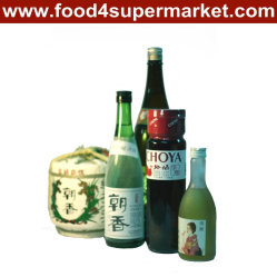 De Wijn 300ml \ 360ml van de Rijst van het belang