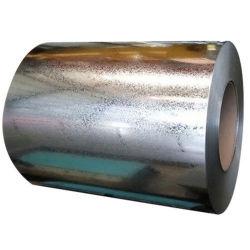 مكلفن الحديد مكلفن بناء المواد المدلفنة الباردة Gi Metal ASTM A653 Dx51d SGG550 S350gd Zn100 Z275 زنك مغموس ساخن مغلفنة الجي المغلفة الملف الصلب