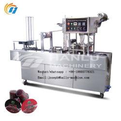액체 음료 밀봉 기계를 위한 2개의 컵 자동적인 플라스틱 컵