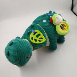 아기를 위한 귀여운 장난감 교육 구획 장난감을 일찌기 겹쳐 쌓이는 직접 공장 연약한 견면 벨벳