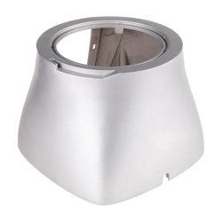 Servicio de OEM anodizado Aleación de zinc aluminio colado Desplácese con el servicio de mecanizado CNC