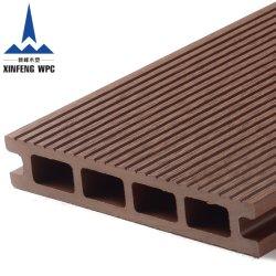 Dekorative Decking-\ Bodenbelag-Materialien des Muster-WPC