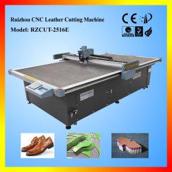 Nouveau modèle de couteau de Vibration Ruizhou CNC Machine de découpe en cuir