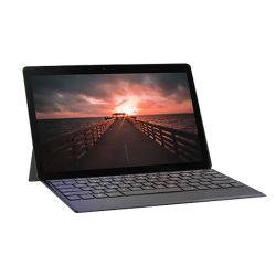 Écran HD 10 pouces téléphone Android comprimés d'appel double cartes SIM avec bouchon de l'UE Detachable-Keyboard noir, Tablet PC