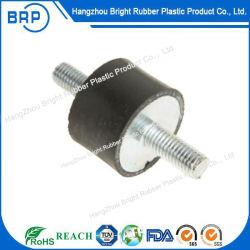 M5 Filetage M10 vibration en caoutchouc du bloc amortisseur les isolateurs de montages