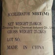 (Caoutchouc) de l'accélérateur 2-mercaptobenzothiazole MBT (M)