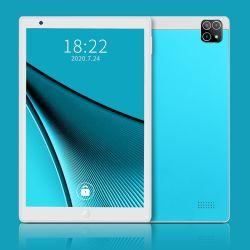 جهاز لوحي 8 بوصة جديد أصلي مزود بمعالج 3G GSM 8 Core هاتف سوق الاتصال GPS WiFi أجهزة الكمبيوتر اللوحي FM بنظام Android 5.1 Tab