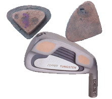 Golf Club Weights를 위한 고밀도 Tungsten Alloy