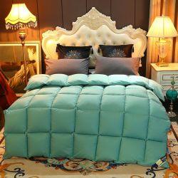 羽毛布団セットベッド、羽毛布団、贅沢な寝具セット、綿 100%
