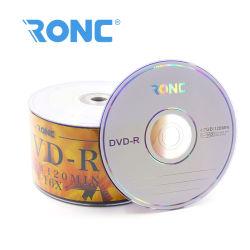 저렴한 가격 DVD 공 DVD-R 4.7GB 16X 버진 DVD 레코드 CD DVD 제조