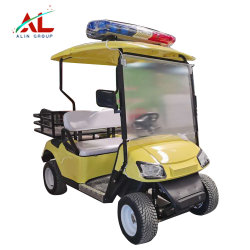 AlGCの電気ゴルフバッグのカートの小選挙の電気ゴルフカートの小型電気ゴルフカート