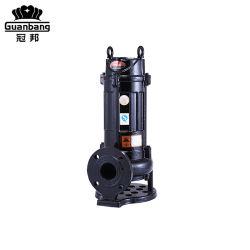 HP Wq 1-300полупогружном судне сточных вод насос слива водяного насоса насос с режущей бильного типа