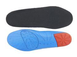 Lo sport di alta qualità del sottopiede della gomma piuma dell'unità di elaborazione calza il doppio sottopiede di colore del sottopiede