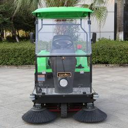 Electric Industrial multifuncional Steet barriendo el vehículo (DQS14A)