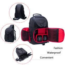 Beste Multifunktionsform-Freizeit Einzeln-Schulter beweglicher DSLR Kamera-Rucksack-Lieferant