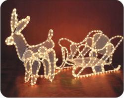 Vater des WeihnachtenLight/Rope Light/Christmas (PPM-15)
