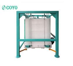 Classificação de farinha e de separação de pó de moagem de compartimento único Classificação de máquina de tela