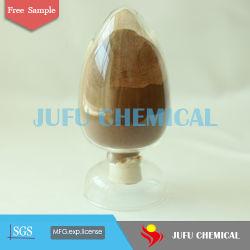 Lignosulfonate Lignosulphonate de sódio ou mistura de redução de água para betão