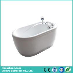 Baignoire avec autostable Normal prix d'usine matière acrylique (LT-1S)