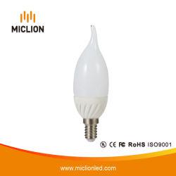 3W E27 E14 светодиодный светильник с свечи