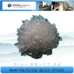La résine de polyester TP7030 avec époxy pour revêtements en poudre thermodurcissables