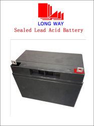 La batteria acida al piombo del AGM di potere del dispositivo d'avviamento di salto con manutenzione libera il funzionamento