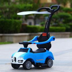 La Chine fournisseur Baby balade en voiture jouet bébé en plastique Swing voiture jouet coulissante