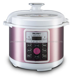 4L 5L 6Lの炊飯器マルチ機能炊事道具の電気圧力鍋(B101)のホーム電気炊飯器