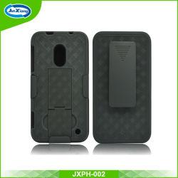 L'armure protectrice Combo téléphone multifonction cas pour le Nokia N620 avec étui de Shell