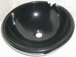 Design moderno banheiro Superfície sólida fundida Mineral Pia/Dissipador de calor