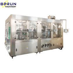 Volledig Automatisch 3 In 1 Monoblock Vloeibare Drank Drinkwater Bottelen Vullen Verpakkingsmachine Fabriek