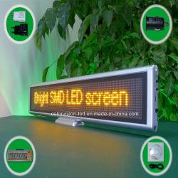 Segno esterno di Scrolling LED dell'automobile/bus LED di Scrolling di alta qualità della visualizzazione programmabile del testo