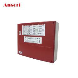 Zona 4 Panel de Control de alarma de incendios convencionales