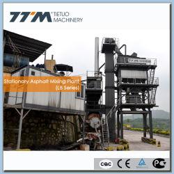 impianto di miscelazione dell'asfalto di 80tph Stationery&Fixed, apparecchiatura dell'asfalto (LB-1000)