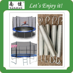Goedkope populaire Ronde grotere oefening Easy Trampoline