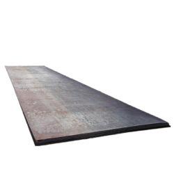 Bouwmateriaal S355j0wp Astm A588 A242 Spah Metalen Plaatstaal Corten Stalen Plaat