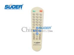 Suoer 최고 가격 보편적인 텔레비젼 원격 제어 LCD 텔레비젼