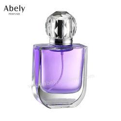 bottiglie di vetro del profumo libero unico 100ml con l'atomizzatore del profumo