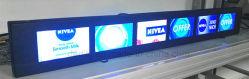 "Dedi 선반 4.3 "" 인치 배수 스크린 LCD 재생 영상 Displayfor POS 지원 HDMI 입력"