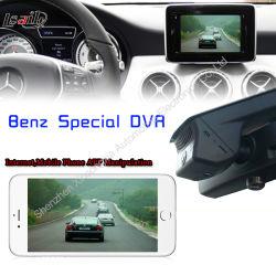 WiFi MirrorLink 機能を搭載した新しいカー DVR 、 Benz 用 HD 広角