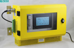 Uvoz-3300C Detector de gás ozônio com fonte de luz LED