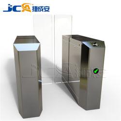 Cancelli girevoli pedonali intelligenti della barriera di sicurezza della barriera del diagramma mobile di accesso controllato