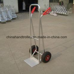Aluminium Twee van China Kar van de Duw van de Hand van het Metaal van het Handvat de Lichtgewicht