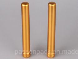 キューバタバコ用ゴールデンアルミニウムシガーチューブ( PPC-ACT-001 )